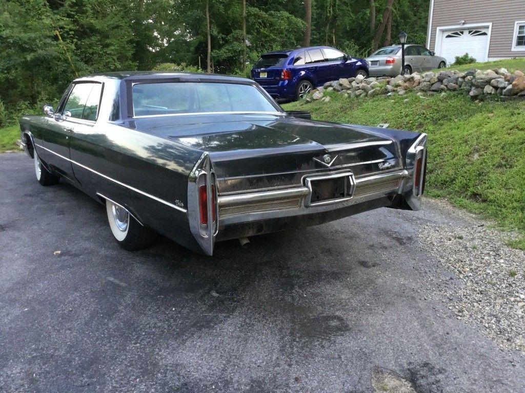 1966 Cadillac Calais Coupe