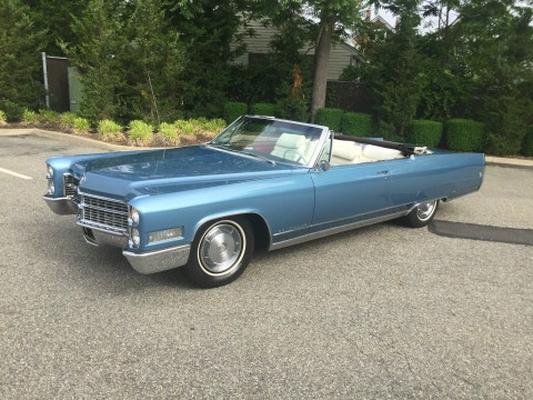 1966 Cadillac Eldorado Convertible for sale