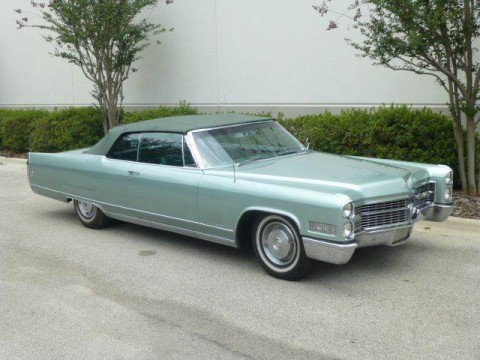 1966 Cadillac Eldorado for sale