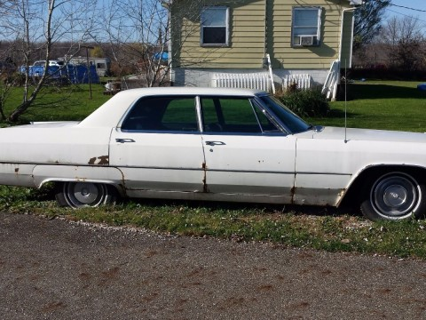 1966 Cadillac Sedan Deville for sale