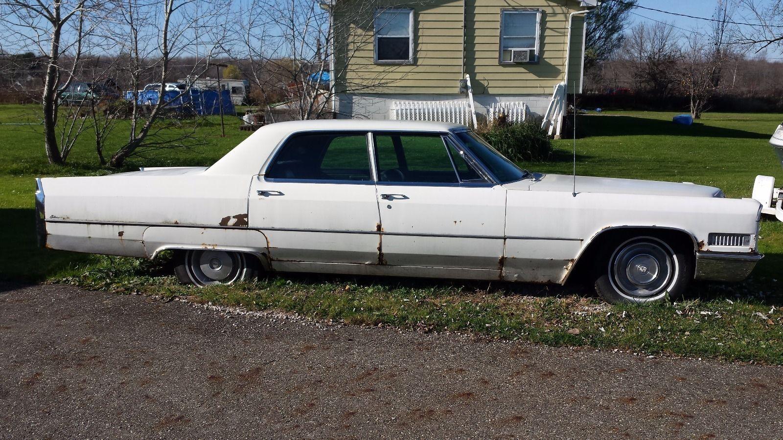 1966 Cadillac Sedan Deville for sale