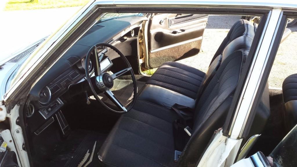 1966 Cadillac Sedan Deville