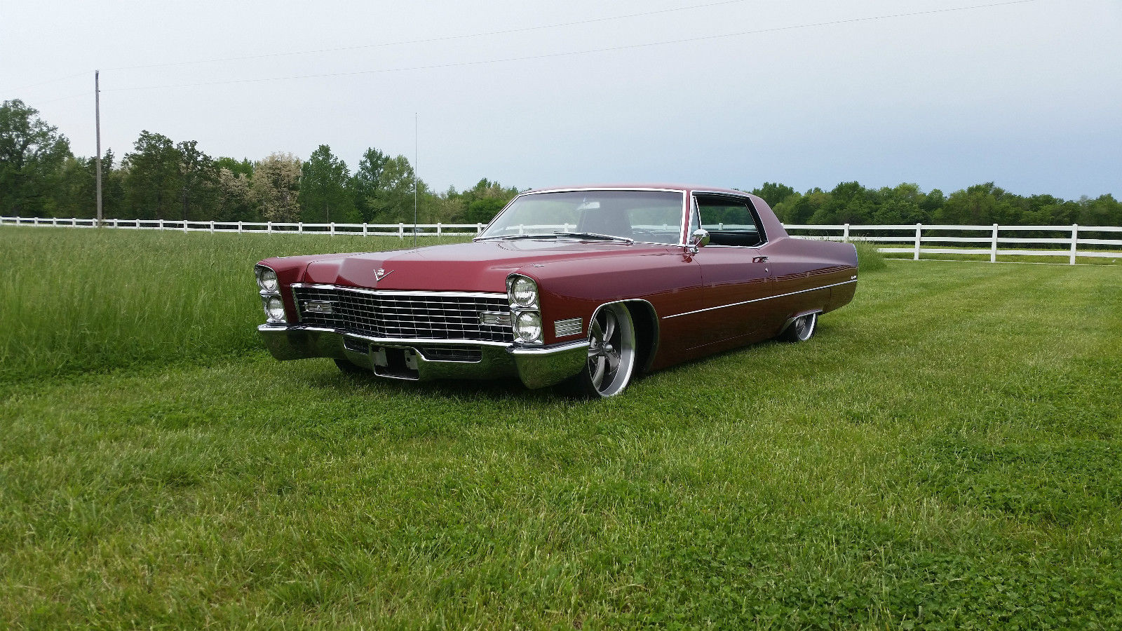 1967 cadillac coupe deville for sale. Black Bedroom Furniture Sets. Home Design Ideas