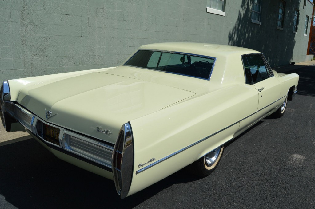 1967 Cadillac Coupe Deville For Sale