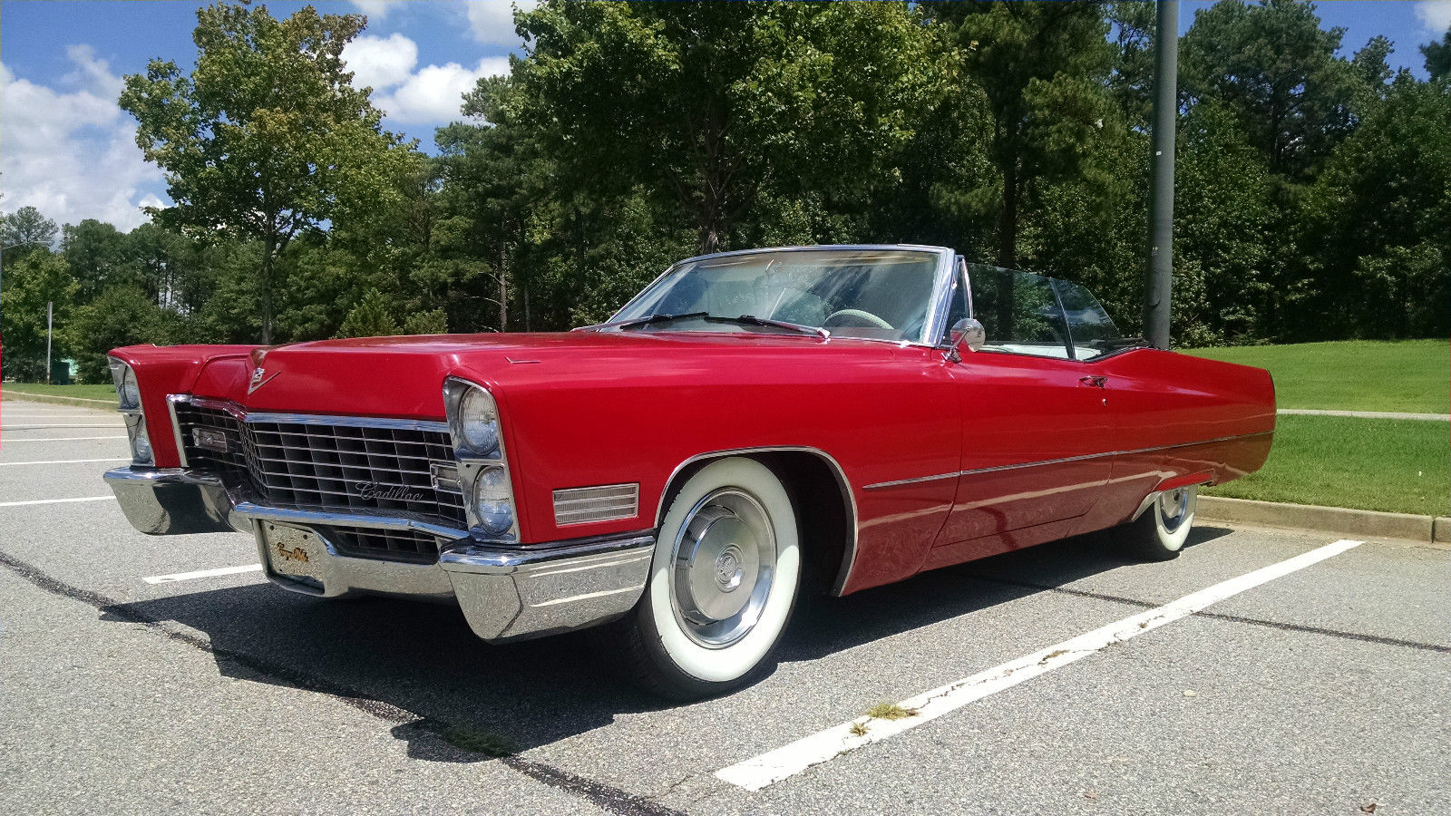 Cadillac Deville Convertible For Sale on Cadillac 429 Engine