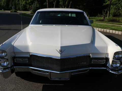 1968 Cadillac Calais Coupe for sale