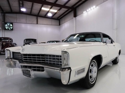 1968 Cadillac Eldorado Coupe for sale