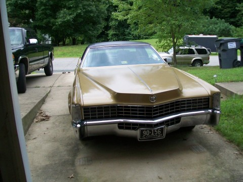 1968 Cadillac Eldorado for sale
