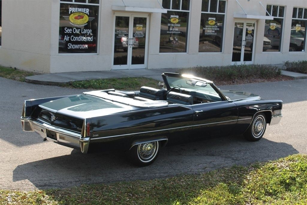 1968 cadillac convertible for sale related keywords suggestions. Black Bedroom Furniture Sets. Home Design Ideas