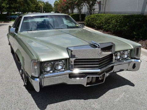 1970 Cadillac Eldorado ElClasico for sale