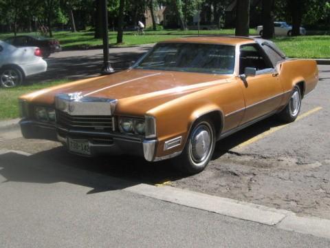 1970 Cadillac Eldorado ElClassico for sale