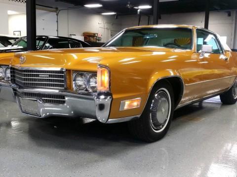 1970 Cadillac Eldorado for sale