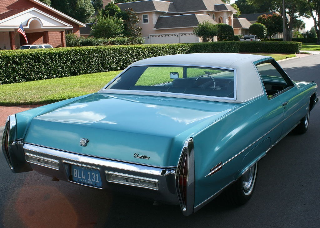 Cadillac Coupe Deville For Sale X