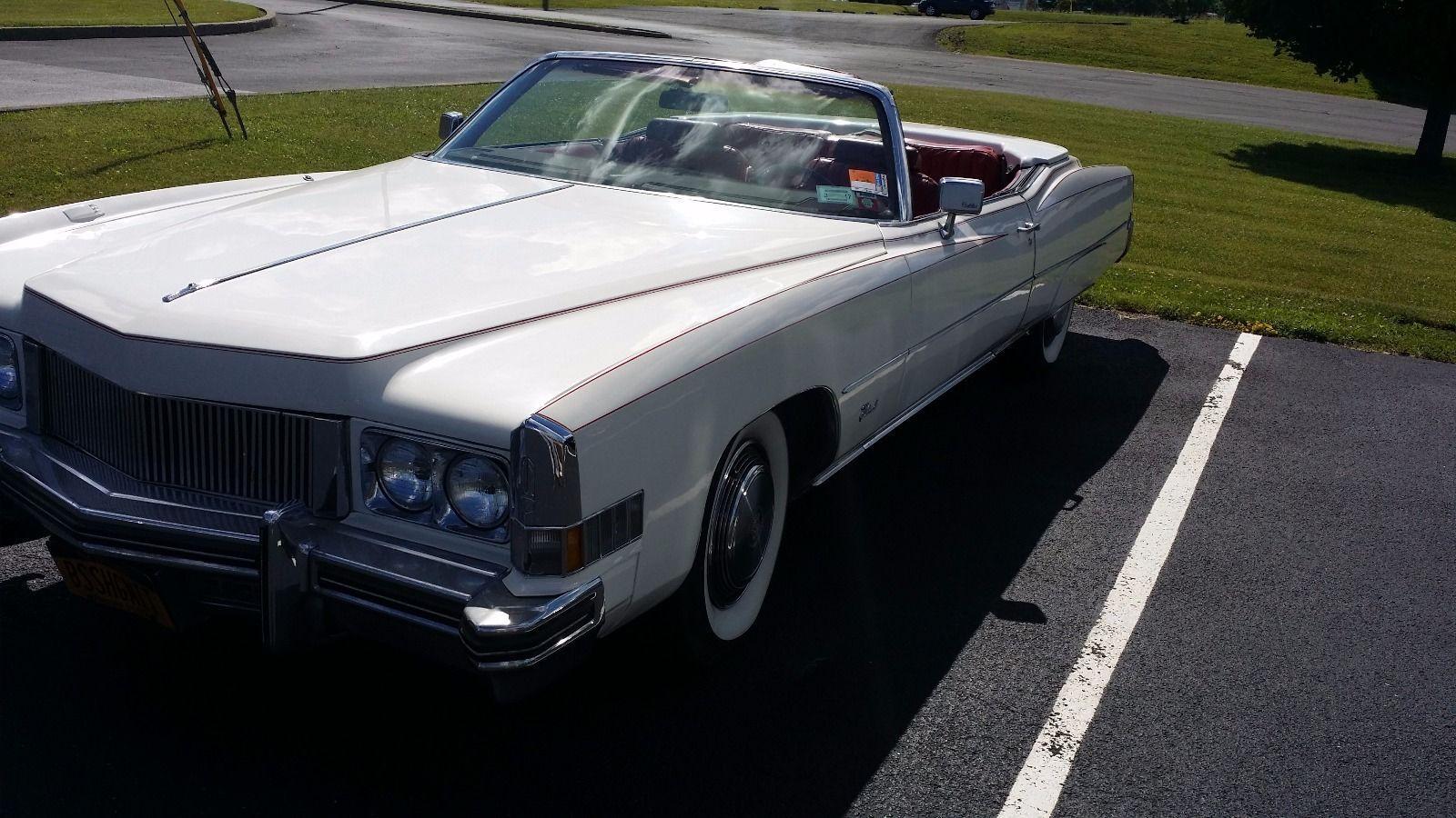 Cadillac Eldorado Convertible For Sale