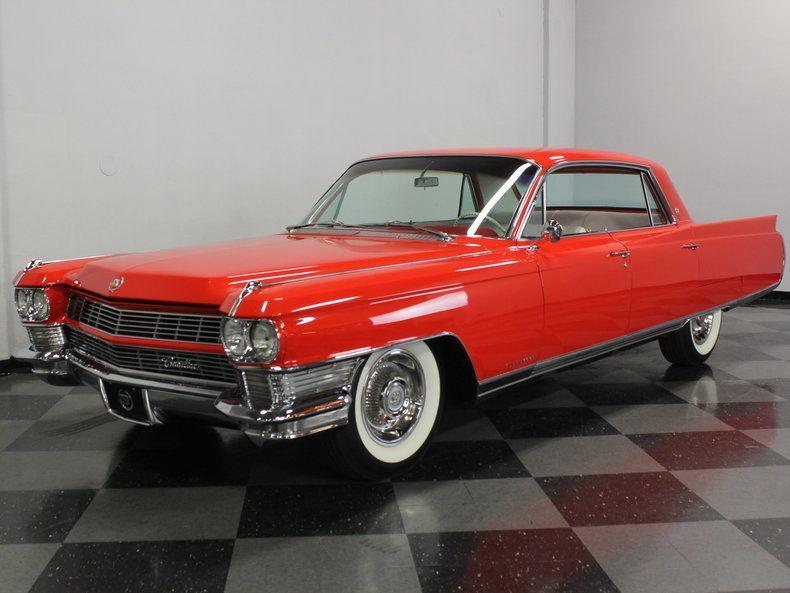 1964 Cadillac Fleetwood Sedan For Sale