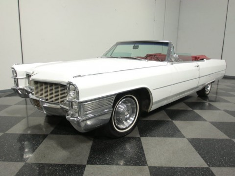 1965 Cadillac DeVille Convertible for sale