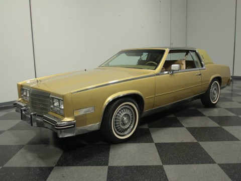1985 Cadillac Eldorado Base Coupe 2 Door for sale