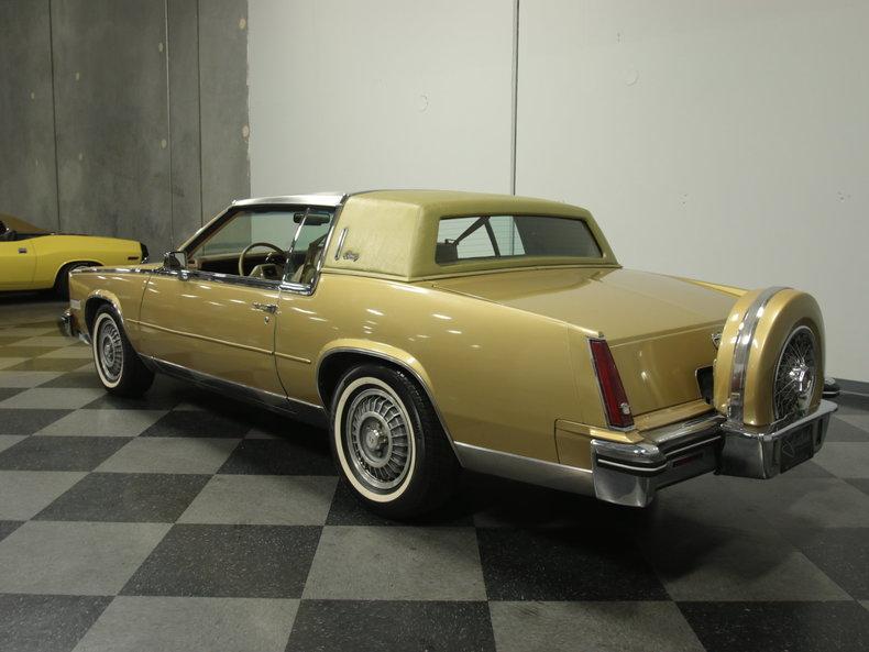 1985 Cadillac Eldorado Base Coupe 2 Door