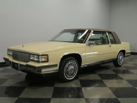 1987 Cadillac Coupe Deville Base Coupe 2 Door for sale
