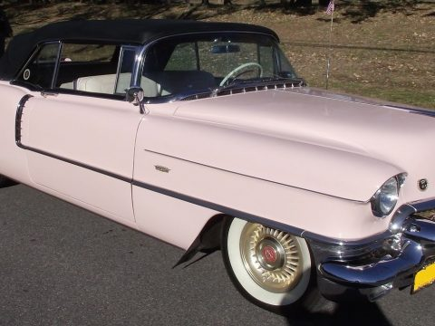 1956 Cadillac 62 Series Convertible for sale