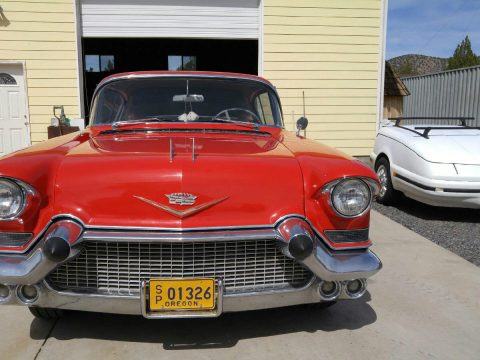 1957 Cadillac Series 62 Coupe for sale