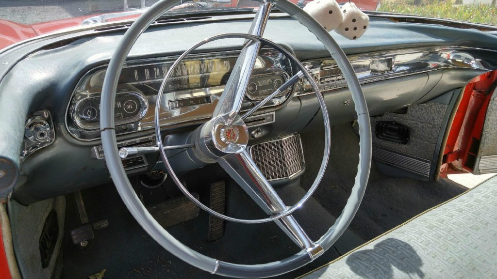 2012 Cadillac Escalade Platinum For Sale >> 1957 Cadillac Series 62 Coupe for sale