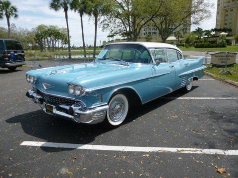 1958 Cadillac Series 62 Sedan for sale