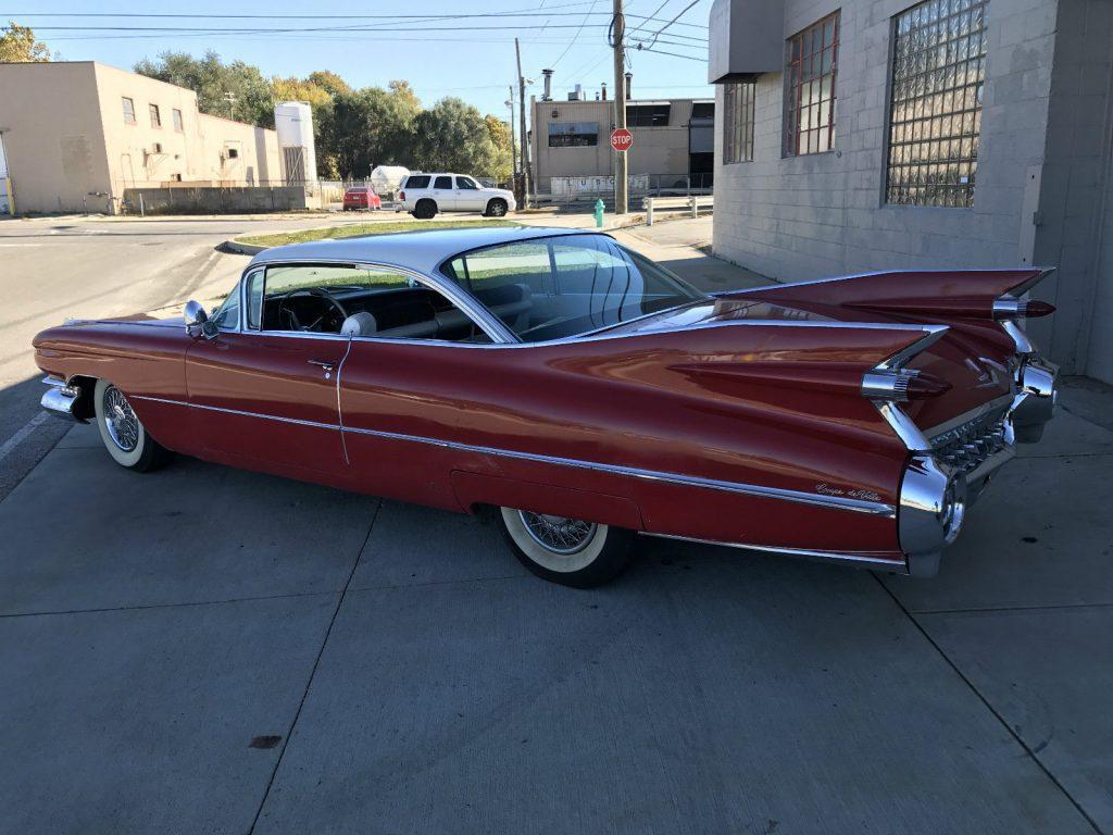 1959 Cadillac Deville Base Hardtop 2 Door