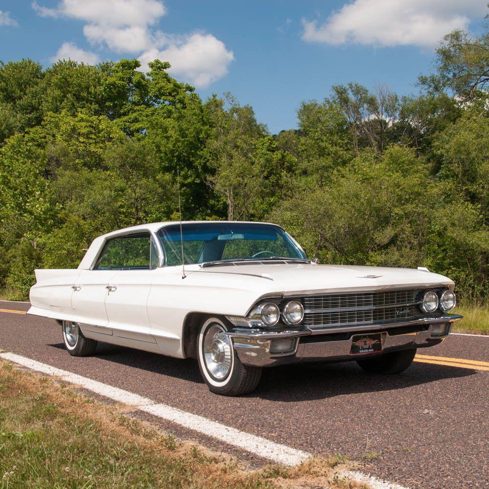 1962 Cadillac 62 Sedan For Sale