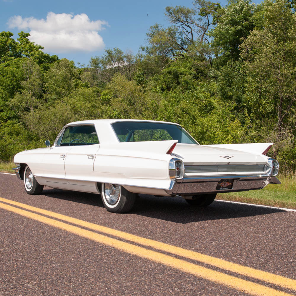 Cadillac V Series For Sale: 1962 Cadillac 62 Sedan For Sale