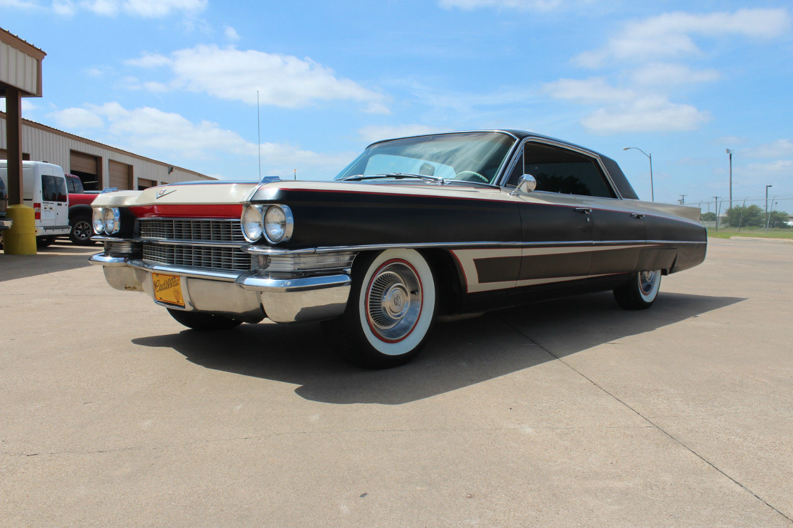 1963 cadillac four door hardtop for sale. Black Bedroom Furniture Sets. Home Design Ideas