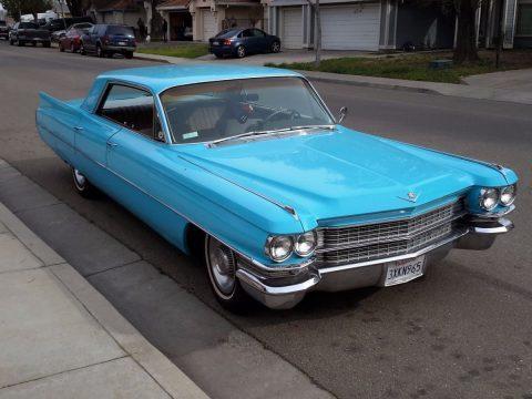1963 Cadillac Sedan Deville Base for sale
