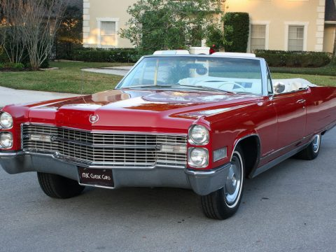 1966 Cadillac Eldorado Biarritz for sale