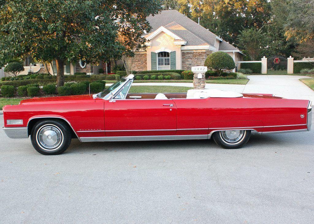 1966 Cadillac Eldorado Biarritz