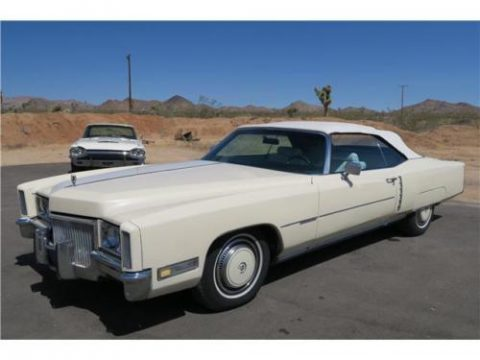 1971 Cadillac Eldorado Convertible for sale