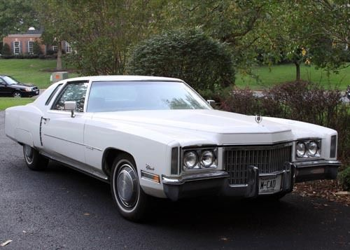 Cadillac Eldorado Coupe For Sale on 2009 Cadillac Dts Convertible