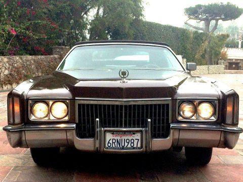1972 Cadillac Eldorado Deluxe Convertible for sale