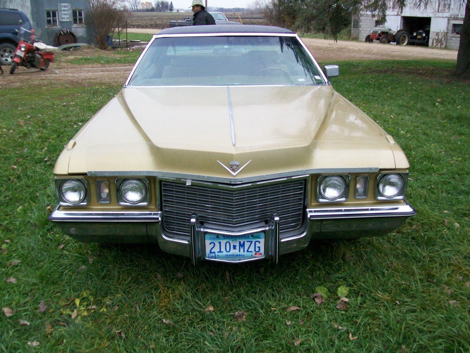 Cadillac Sedan Deville For Sale