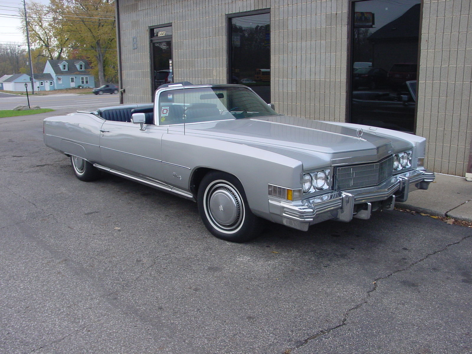 1974 Cadillac Eldorado Base Convertible For Sale