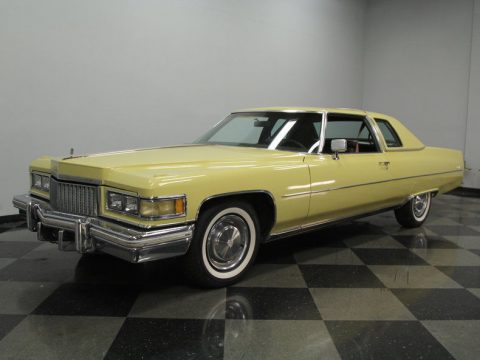 1975 Cadillac DeVille Coupe for sale