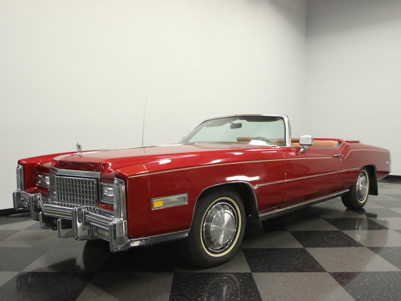 1975 Cadillac Eldorado Convertible for sale