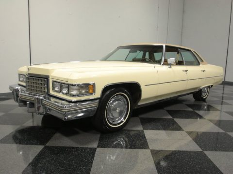 1976 Cadillac DeVille for sale