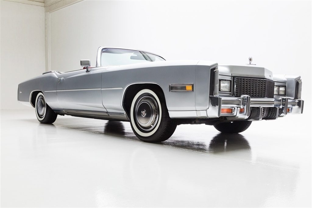 2012 Cadillac Escalade Platinum For Sale >> 1976 Cadillac Eldorado Convertible for sale