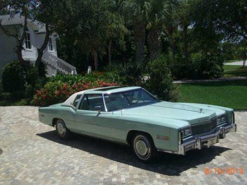 1977 Cadillac Eldorado Coupe for sale
