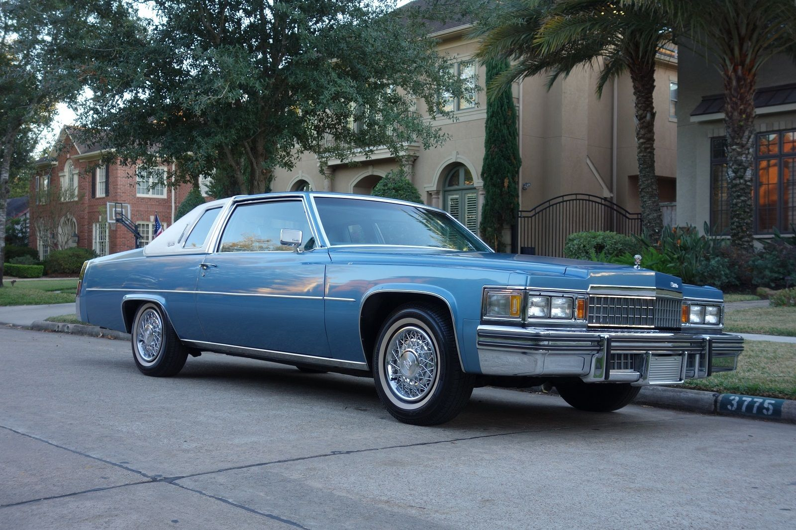 1978 cadillac coupe deville for sale. Black Bedroom Furniture Sets. Home Design Ideas