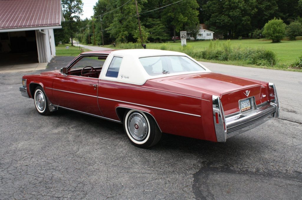 1978 Cadillac Coupe Deville For Sale