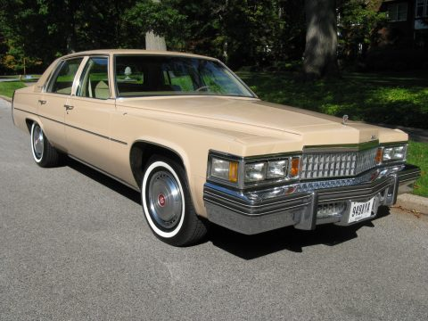 1978 Cadillac Deville Base Sedan 4 Door for sale