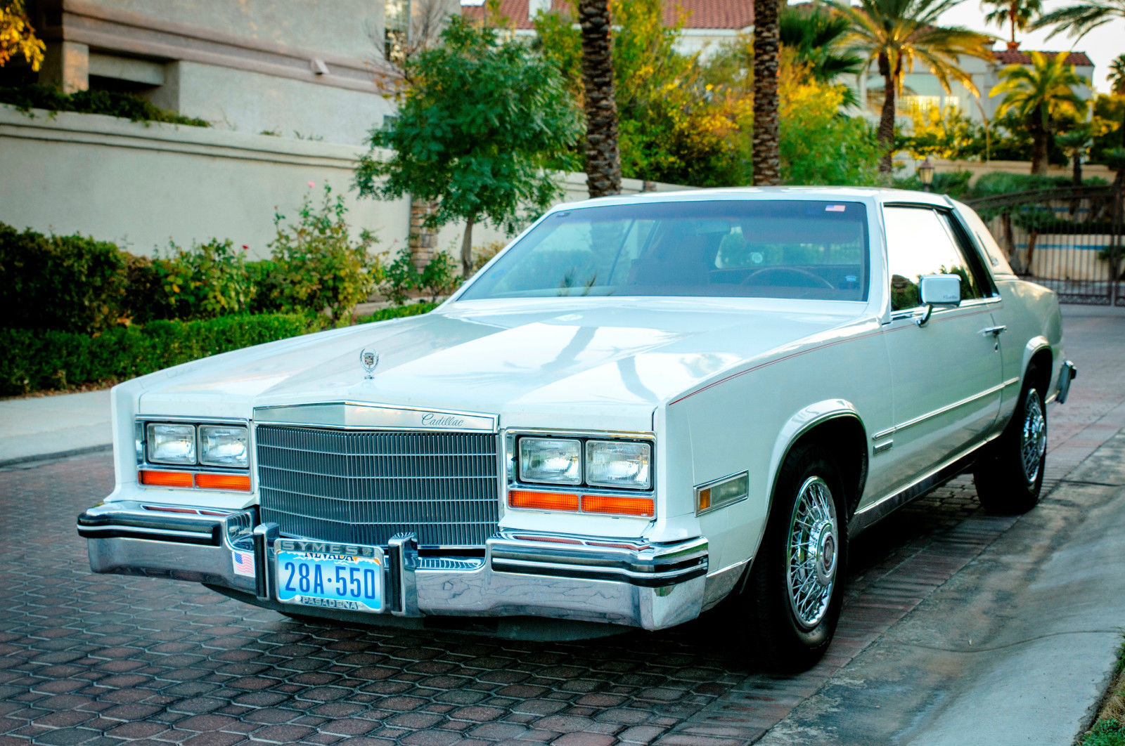 Cadillac Eldorado For Sale on 1982 Cadillac Fleetwood Interior