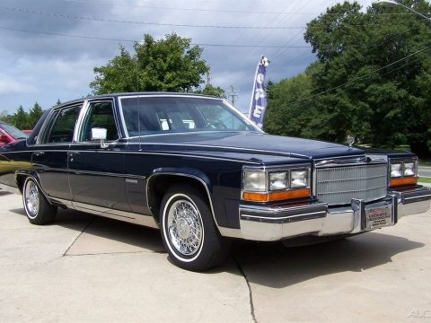 1982 Cadillac Fleetwood Brougham unrestored original for sale