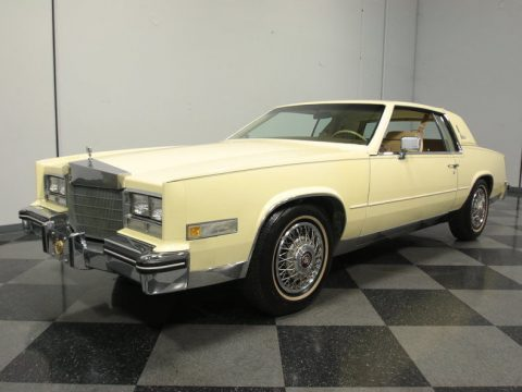 1985 Cadillac Eldorado Coupe for sale